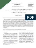 Filogenia y Biogeografia Comparartiva, Pteroglossus