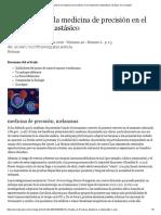 La Realidad de La Medicina de Precisión en El Melanoma Metastásico_ Tiempos de Oncología