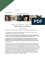 W22 Galería Press Release