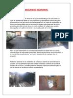 Seguridad Industrial en Ambientes de Las Areas de Torneria y Soldadura en El