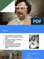 Obra Ignorada de Balzac