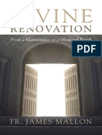 Divine Renovation_ From a Maintenance to a Missional Parish - Fr. James Mallon