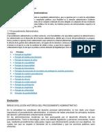 Derecho Procesal Administrativo 1.2