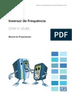 WEG Cfw11 Manual de Programacao 10004273562 5.8x Manual Portugues Br