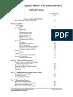 FDIC Manual of Policies
