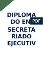 Módulo 8 Secretariado Gerencial