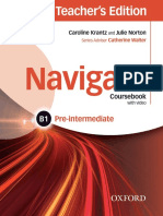 Navigate B1 Coursebook
