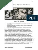 Texto Académico - El Guernica (Pablo Picasso)