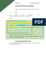 Conexión de SWI PROLOG y Java