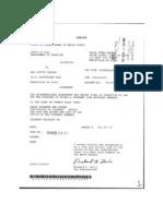 Scotts Union County Court Document on Lien
