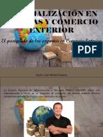 Carlos Luis Michel Fumero - Especialización en Aduanas y Comercio Exterior