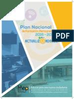 I. Plan Nacional de Formación Permanente 2016-2018 Actualizándonos.pdf