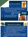 GMOrelease