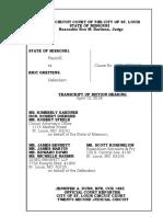 State v. Eric Greitens 4-12-18