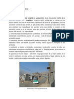 Saneamiento Zona Z - Huaycan