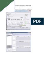 Configuracion de Perfomance en Radios Alcatel