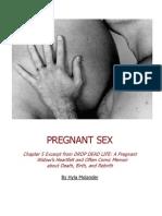 Pregnant Sex (Drop Dead Life Chapter 5 Memoir Excerpt) by Hyla Molander