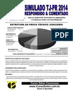 Tjpr2014simulado Www.cursosolon.com.Br
