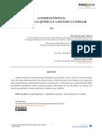 Ludodiagnostico - Dependencia Quimica Dinamica Familiar