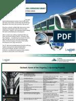 Folleto 2° Congreso Latinoamericano sobre Expansión Ferroviaria