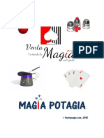 Libro Magia Potagia (Ventamagia)