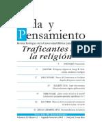 Vida y Pensamiento - Traficantes de la Religión.pdf