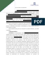 Fallo Juzgado de Familia de Santiago sobre Maternidad Subrogada, 8 Enero 2018