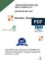 Presentación ISO 9001