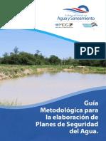Guia Metodologica Para La Elaboracion de Planes de Seguridad Del Agua