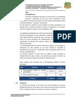 2.- Desarrollo Del Contenido de Informe de Ejecucion