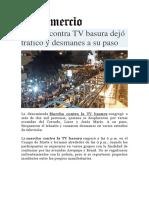 TV Basura Esteban