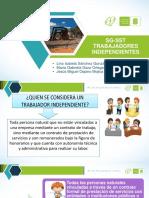 SG-SST en Independientes