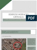 Edificio Horacio Urteaga