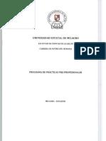 4 Programa de Practicas Pre-profesionales