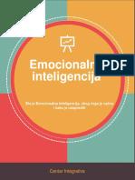 Emocionalna Inteligencija eBook