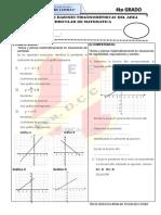 Examen Funcion Lineal