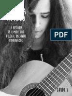 Guitarra en mano