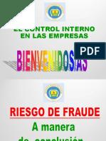 Control Interno_matriz Riesgos