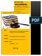 Tarea 1 - Peritaje Contable Judicial