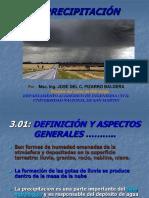 Hidrologia Cap. III  La Precipitacion.ppt