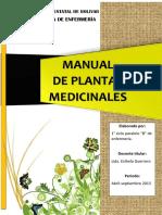 Manual de Plantas