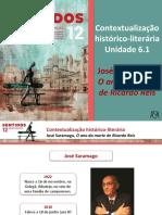 """""""O ano da morte de Ricardo Reis""""_ Manual Sentidos"""