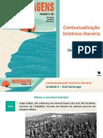 """""""O ano da morte de Ricardo Reis""""_ Manual Mensagens"""