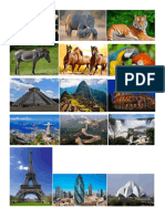 Animales, Lugares Turisticos