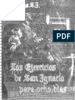 Ejercicios de San Ignacio Para Ocho Dias - Ubillos