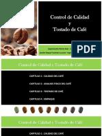 Control de Calidad y Tostado de Café
