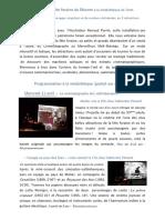Fete Foraine Du Mucem à La Mediatheque 2018