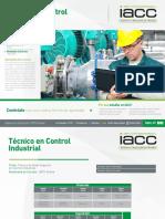 Malla Carrera Tec en Control Industrial