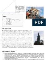 Andamio - Wikipedia, La Enciclopedia Libre