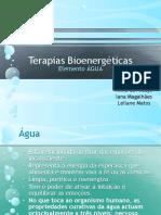 Terapias Bioenergéticas Agua SPA